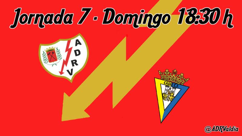 Rayo Vallecano – Cádiz CF: dos hermanos de Primera