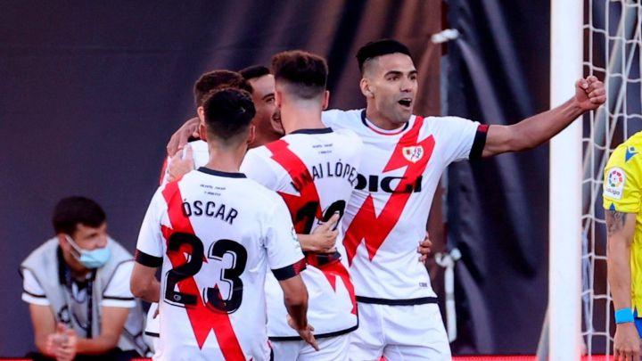 Rayo 3-1 Cádiz: Vallecas es una fortaleza