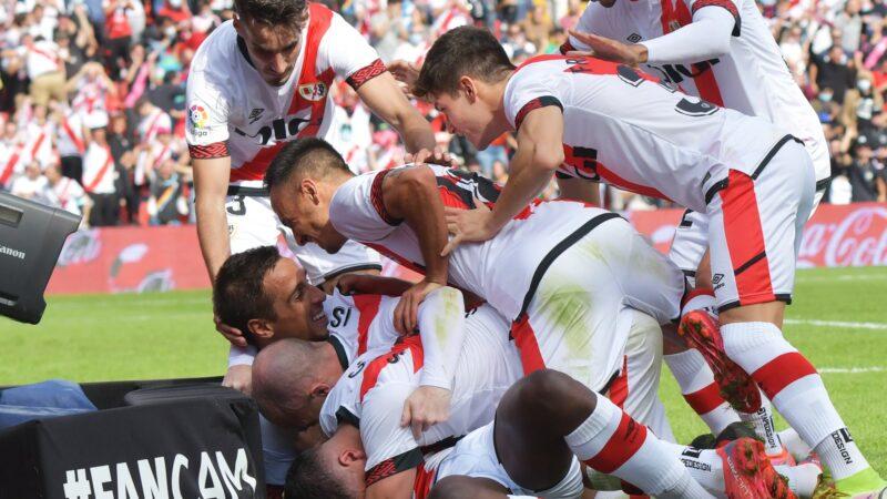 Rayo Vallecano 2 – 1 Elche CF: nadie derriba la muralla vallecana